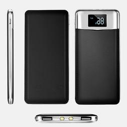 power bank 30000mah external battery fast charge