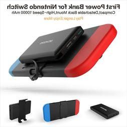 Power Bank & Mount for Nintendo Switch. Universal Comparable