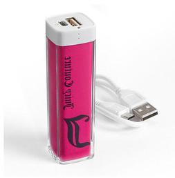 Juicy Couture Power Bank External Battery USB Charger Cell P