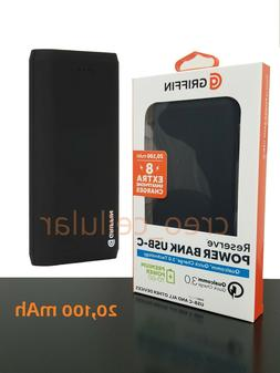Griffin Power Bank USB-C Reserve 20100 mAh Qualcomm Quick Ch