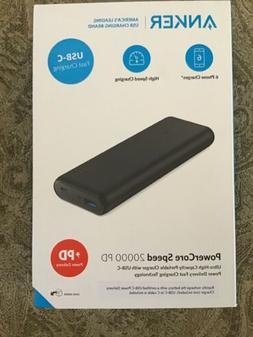 ANKER PowerCore Speed 20000 PD Memory Bank Portable Charger