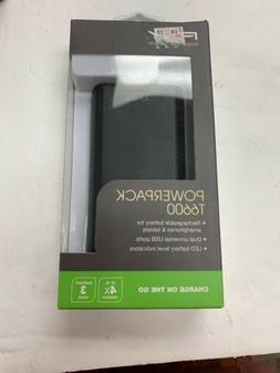 PNY PowerPack T6600 - external battery pack