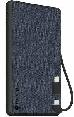 Mophie Powerstation Plus Mini 4060mAh for Micro-USB & Lightn