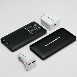 GreenTekMobile Qualcomm Quick Charge 3.0 10000mAh PowerBank+