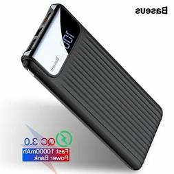 quick charge 3 0 power bank 10000mah