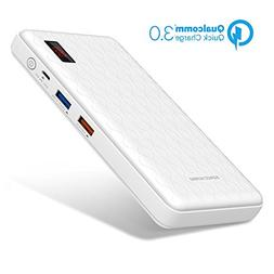 Quick Charge Power Bank QC 3.0 Portable Battery Charger, SON
