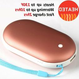Rechargeable Hand Warmer Power Bank 2-in-1 5200mAh Battery C