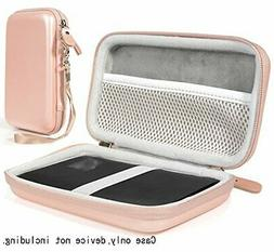 Rose Gold Protective Carrying Case for DULLA M50000 Portable