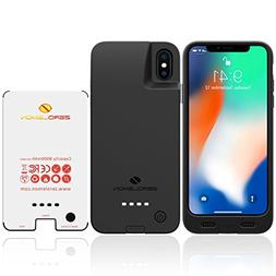 iPhone X/ XS Battery Case, ZeroLemon iPhone X/ XS 8000mAh Ru