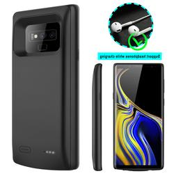 For Samsung Galaxy Note 9 S9 Plus Extended Battery Case Cove
