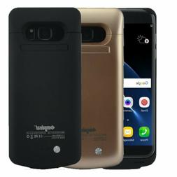 For Samsung Galaxy S7 Edge 8000mah Battery Backup Pack Case