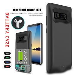 For Samsung Galaxy S8/S9+/Plus/Note 8/9 Battery Charging Cas