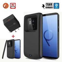 For Samsung Galaxy S9/S8 Plus Note 9/8 Battery Power Bank Ca