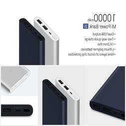 Xiaomi Slim Portable Charger Power Bank 10000mAh Quick Charg