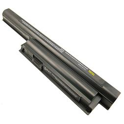 SONY compatible 6-Cell 11.1V 5200mAh High Capacity Generic R