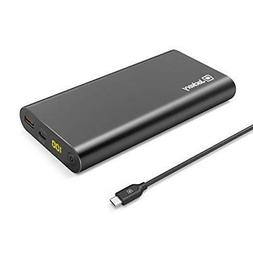 Jackery Supercharge 20000 PD, 19200mAh Portable Charger USB