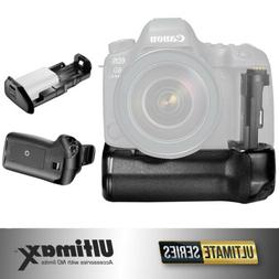 ULTIMAXX Pro Camera Battery Grip Replacement for Canon BG-E2