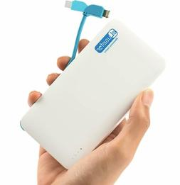 Ultra Portable Wallet Charger Ultimate Power Bank iPhones Bl