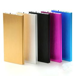 ultra thin 500000mah portable external battery charger