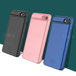Ultra Thin Backup Battery Case Power Bank Charging Cover for