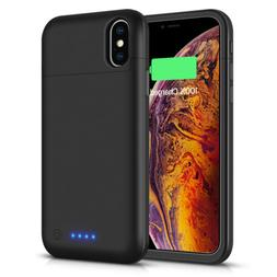 Ultra-Thin Battery Charger Case For iPhone X/XS/XS MAX Power