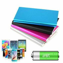 Ultrathin 20000mAh Portable External Battery Charger DIY Pow