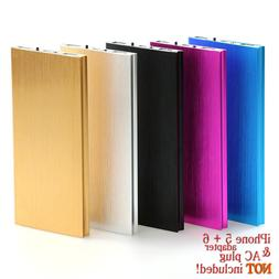 Ultrathin 20000mAh Portable External Battery Charger Power B