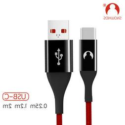 USB-C Cable USB Charger for Samsung S8 S9 Huawei P10