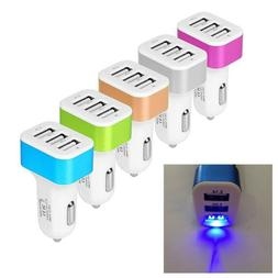 USB Fast Charge Cigarette lighter Power bank Mobile phone Ca
