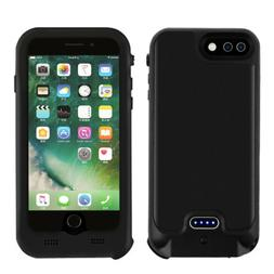 Waterproof Battery Charging Case Portable Power Bank Cover f