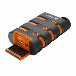 Waterproof Charger Portable Charger, Jackery Armor Power Ban
