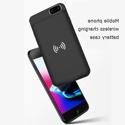Wireless Charging For XS X 6s Plus 7 8 Plus Battery Case Pow