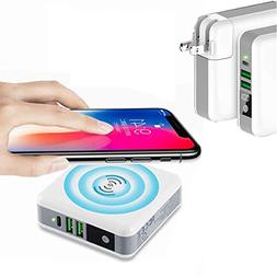 wireless phone charger portable power